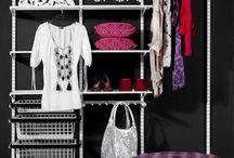 Spare room closet conversation. / by Angelina Ontiveroz Thomas