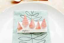 Misc Paper Goods / by Anastasia Marie