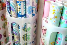 Gift Wrap Storage Ideas / Brilliant gift wrap storage ideas to get you organized! / by American Greetings