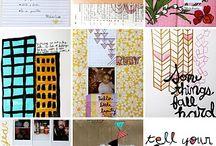 Journal Love / by Alisha Minor