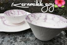 Keramikk gøy