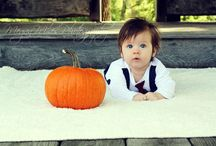 Baby fall session