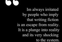 Words on Writing / by Danielle Sullivan