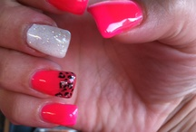 Nails / Love them / by marlene alvarado