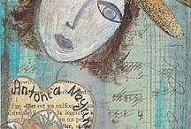 mail art / by Sirja Ellen