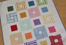Stripe fabrics - idea board