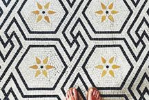 Flooring Floors / Our amazing marble, granite, and tile flooring projects + some projects we find inspiring!