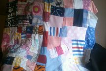 Patchwork quilts / Some of my work for past customers'