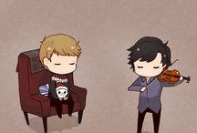 Sherlock's pics