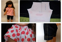 Dolls clothes diy