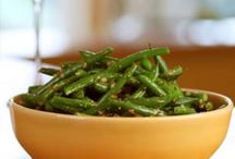 Green Beans - Recipes