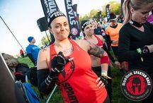 Spartan Strong / Inspiring stories of people who had every good reason to quit, but persevered through their individual journey to later become Spartans