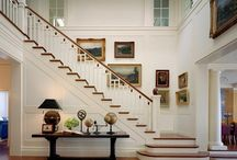 Art in Interiors / Interior Design Spaces that Make Art Center Stage / by Dering Hall