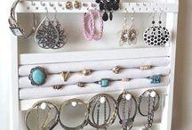 organizer per gioielli