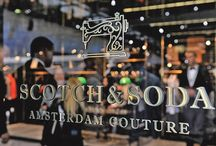 Scotch & Soda / What is a typical dutch object what can be in a new Scotch & Soda campaign? Join us & pin it!