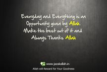 Every moments is a gift from Allah SWT