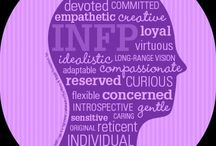 INFP Personality / by Cassi Stauffer