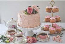Vintage Party Ideas / Vintage tea parties, weddings and other events