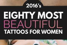 80 beautiful tattoos for women