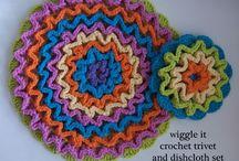 Crochet - household items