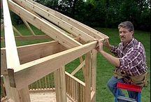 Holzarbeiten Pläne