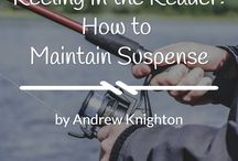 Writing Suspense and Tension / Keep your readers glued to their seat and turning the pages by ratcheting up suspense.