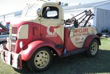 old trucks / photos of older vehicles