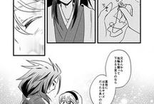 Fire Emblem // Corrin x Ryouma