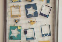 Atelier Stampin'up / Créations manuelles par le papier