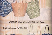 Trendy Fashionable Hottest Collection of  Bags of 2014 / Beautiful designed, trendy, fashionable, bright colored Jute Bags