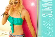 Summer's Hottest Fashion / Shine just as bright as the sun in these summer fashion essentials.
