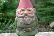 Gnome obsession  / by Jinny Rank