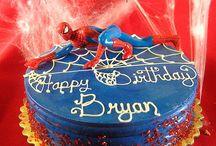 Party Superheros/Spiderman