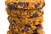 Pumpink cookies