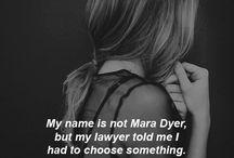 Mara Dyer Trilogy