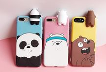 iPhone and iPad covers