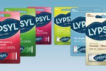 The New Lypsyl collection / http://lypsyl.co.uk/
