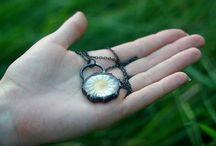 Botanical jewelry