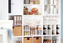 Get Organized! / How you organize your home should be functional and sleek! Either DIY or professionally done, grab some of these tips!