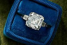 Wedding and Engagement Ring Inspiration / Wedding Ring, Engagement Ring, Marriage Ring, Wedding Ring Accessories, Wedding Ring Boxes, Engagement Ring Trends