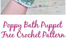 Practical Crochet / Crochet patterns that are useful! And maybe fun too!