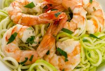Zucchini Pasta Meals / by Hether Denney Buhler
