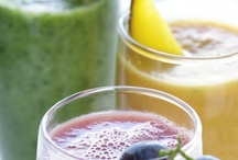 Smoothies / Who doesn't love a smoothie?