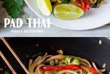 Asian Inspiration / Asian inspired dishes