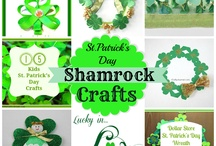 St patricks day / by Violet Flowers