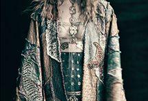 Aborginal/Native people kind of fashion