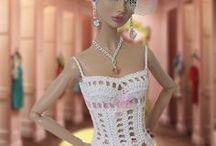 Kreationen für Barbie und Co.
