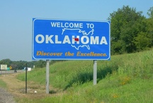 OKLAHOMA MY HOME / by Lance Whitlow