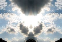 nuages d'anges