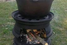 BBQ / Grilled food